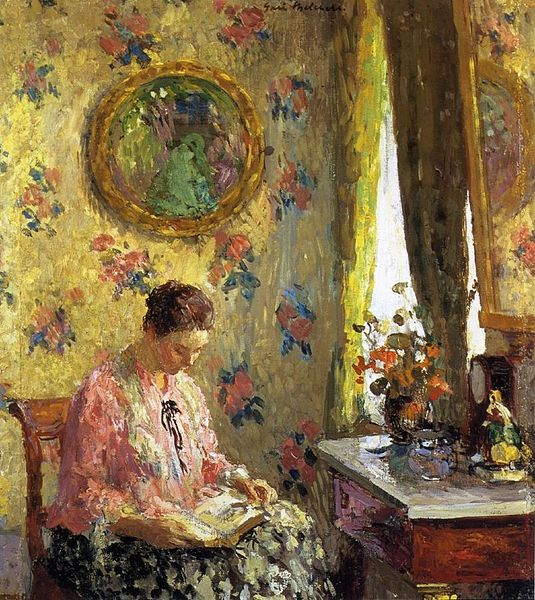 Melchers_Lady_Reading-1
