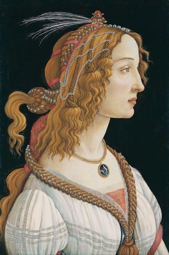 800px-Sandro_Botticelli_-_Idealized_Portrait_of_a_Lady_(Portrait_of_Simonetta_Vespucci_as_Nymph)_-_Google_Art_Project.jpg
